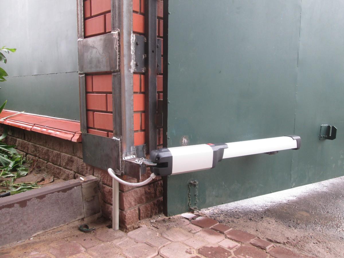 электроника своими руками для распашных ворот